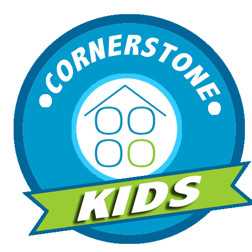 Cornerstone Kids New Graphic