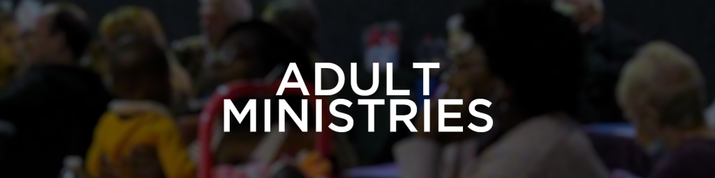 Adult-Ministries